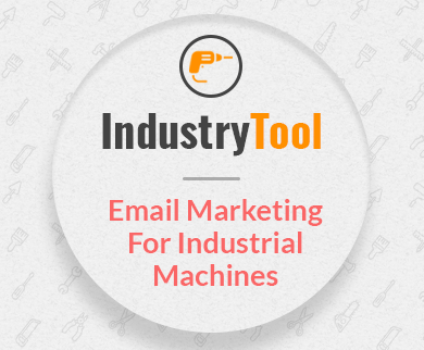 Industrial Machine Email Marketing Service Thumb