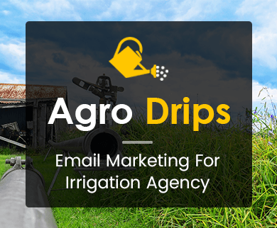 Irrigation Agency Email Marketing Service thumb