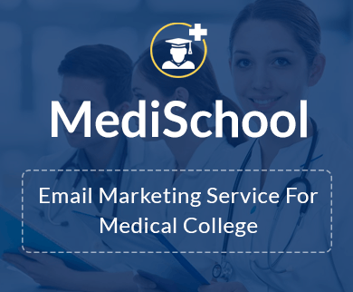 MailGet Bolt – Email Marketing Service For Medical Colleges & Veterinary Schools