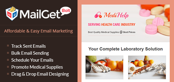 Email Marketing Service For Medical