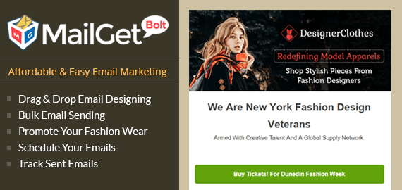 Email Marketing Service For Model Wears