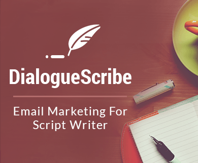 MailGet Bolt - Email Marketing Service For Script & Screen Writer