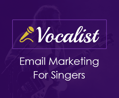 Email Marketing Service For Singers