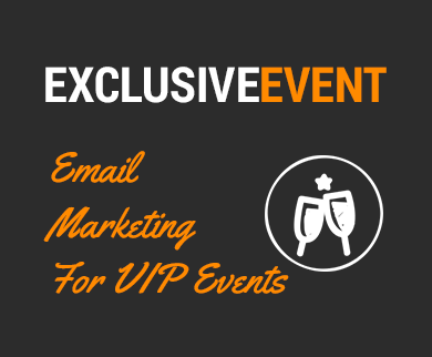 Email Marketing Service For VIP Events