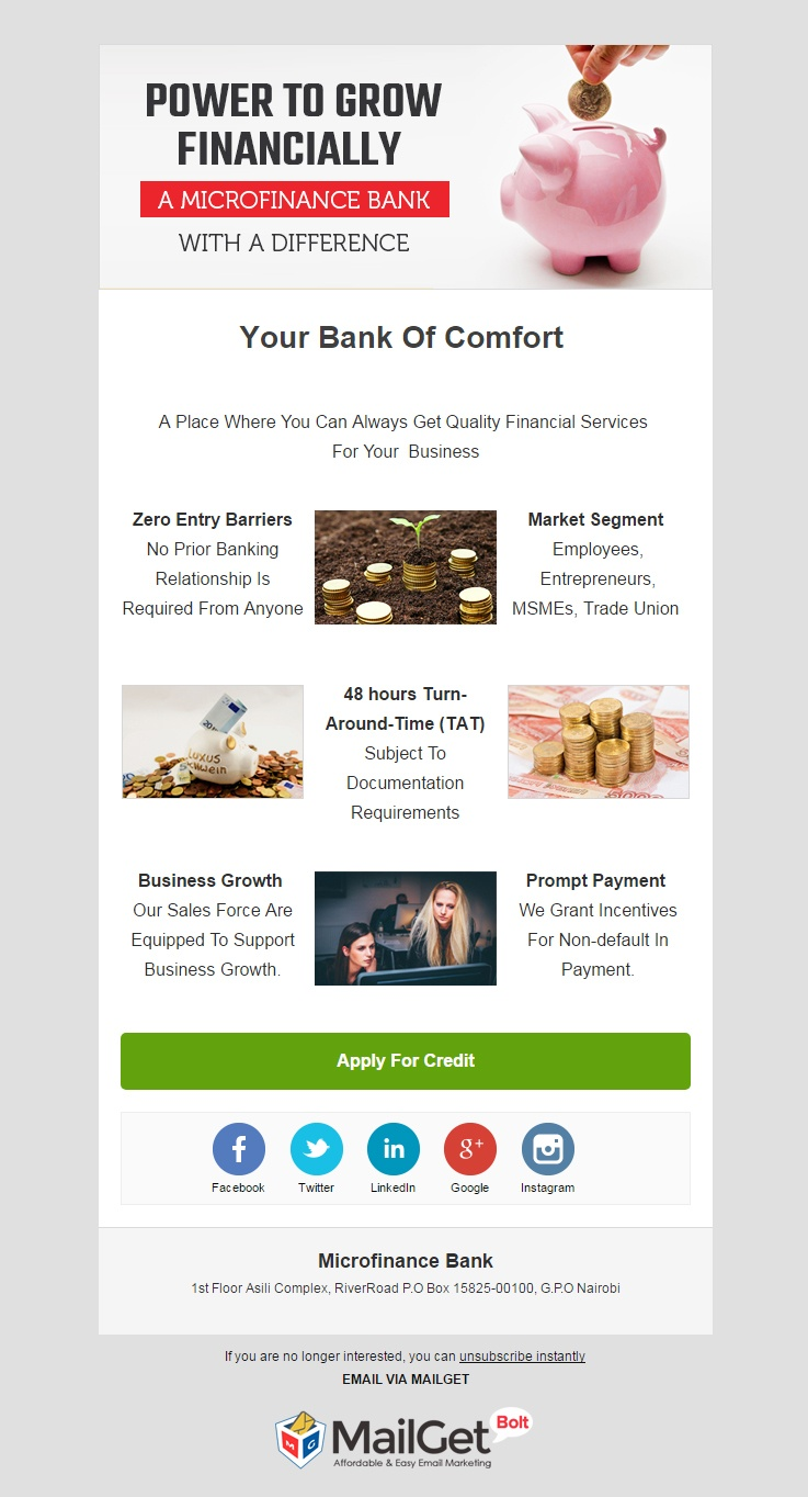 insurance email marketing templates  10  Best Insurance Email Templates [Insurance Agencies] | FormGet