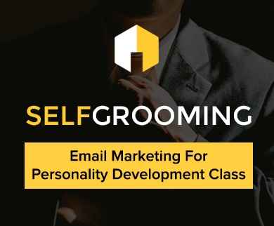 Personality Development Classes Email Marketing Service Thumb