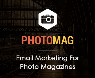 MailGet Bolt – Email Marketing Service For Photo Magazines & Agencies