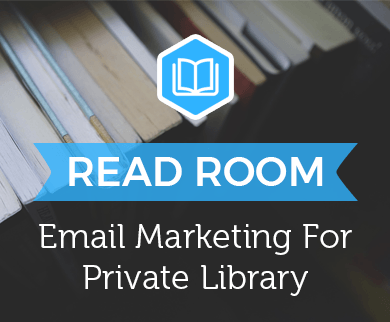 Private Library Email Marketing Service
