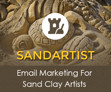 MailGet Bolt – Email Marketing Service For Sand Clay Artists & Sand Sculptors