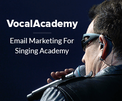 MailGet Bolt – Singing Academy Email Marketing Service For Music Schools