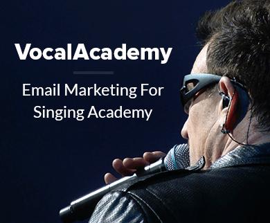 Singing Academy Email Marketing Service