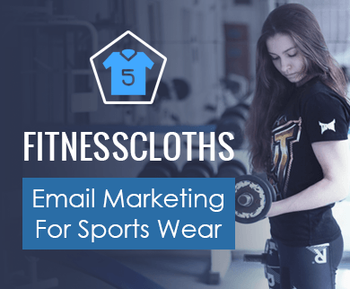MailGet Bolt – Sports Wear Stores Email Marketing Service For Athletic Apparel Shops