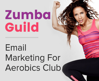 MailGet Bolt – Email Marketing Service For Aerobics Clubs & Group Fitness Centers