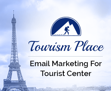 Tourist Center Email Marketing Service