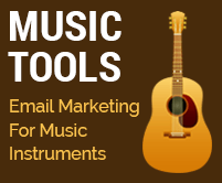MailGet Bolt – Email Marketing Service For Music Instruments Stores & Shops