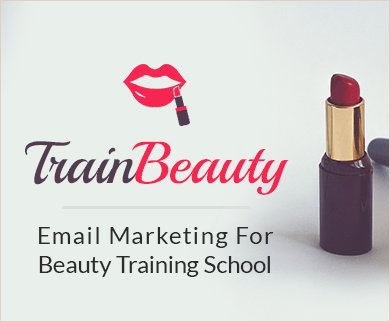 Email Marketing Service For Beauty Training School