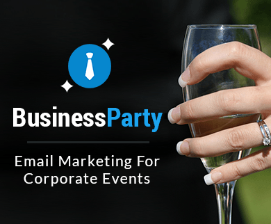 MailGet Bolt – Email Marketing Service For Corporate Events & Business Party Planners