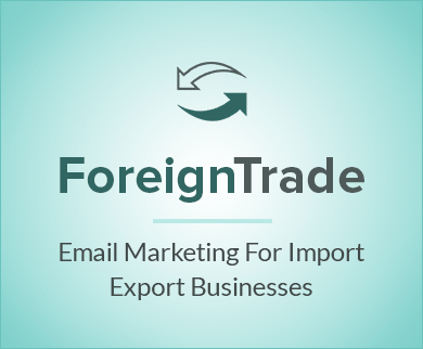 MailGet Bolt – Email Marketing Service For Import Export Businesses & Foreign Traders