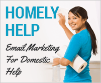 Email Marketing For Domestic Help
