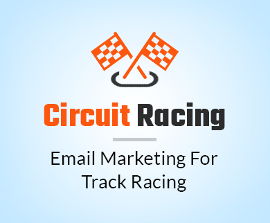 Track Racing Email Marketing Service Thumb