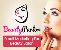 MailGet Bolt – Email Marketing Service For Beauty Salon & Parlors