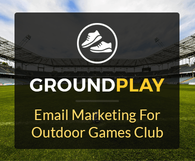 email marketing for Outdoor Games Thumb