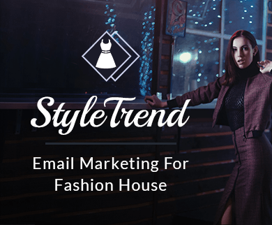 email marketing for fashion house Thumb1