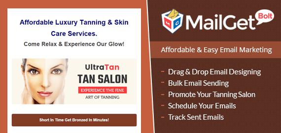 email marketing for tanning salon Slider-New