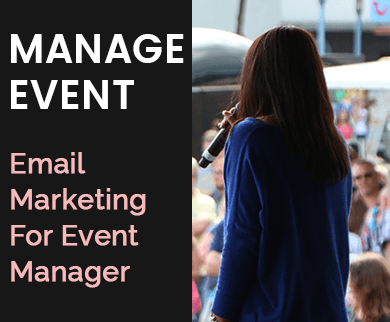 MailGet Bolt – Email Marketing Service For Event Managers & Agencies