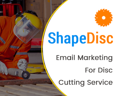 MailGet Bolt – Email Marketing Service For Disc Cutting & Shaping Service