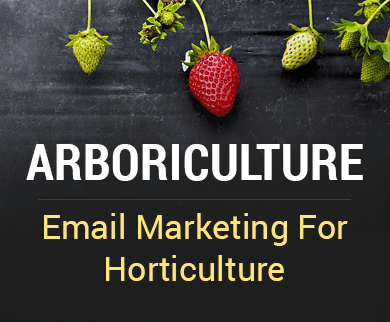 MailGet Bolt – Horticulture Email Marketing Service For Plant Conservation & Restoration Firms