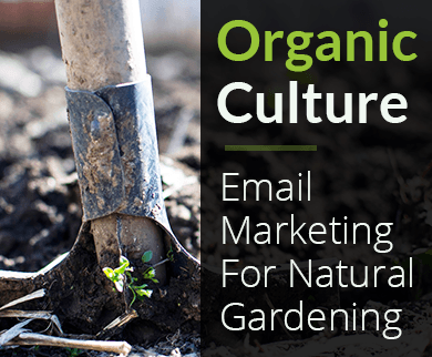 MailGet Bolt – Natural Gardening Email Marketing Service For Organic Farms