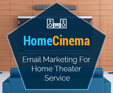 MailGet Bolt – Email Marketing Service For Home Theater & Home Cinema Centers