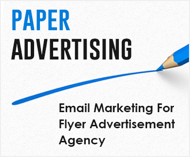 MailGet Bolt – Flyer Advertisement Agency Email Marketing Service For Paper Advertising