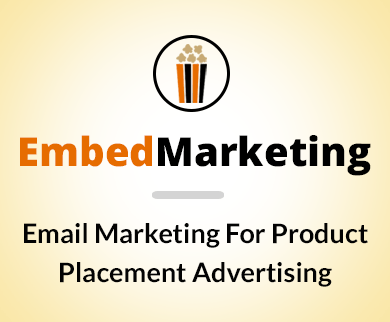 MailGet Bolt – Product Placement Advertising Email Marketing Service For Embedded Marketing