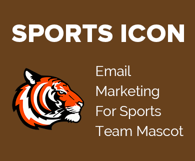 MailGet Bolt – Sports Team Mascot Email Marketing Service
