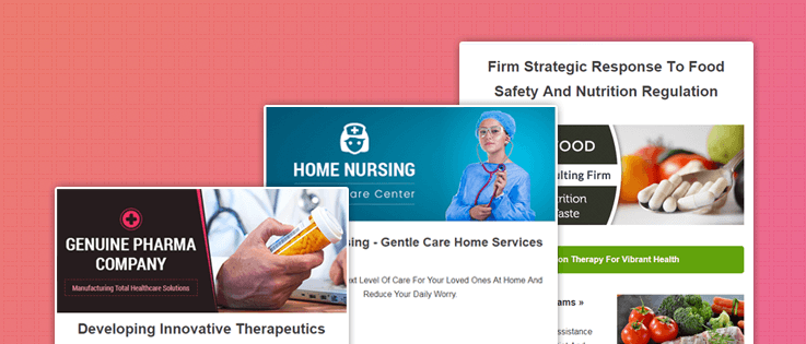 HealthCare Email Marketing Services