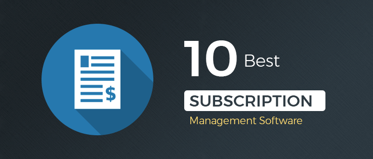 Best Subscription Management Software