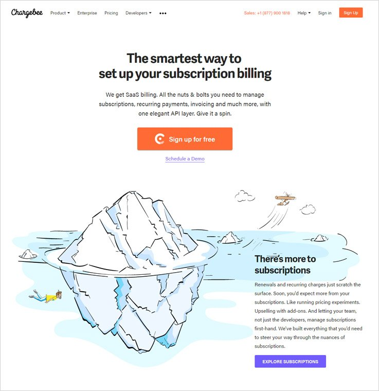 Chargebee - Software For Subscription Billing