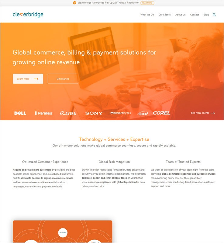 Subscription Management Software by Cleverbridge Solutions
