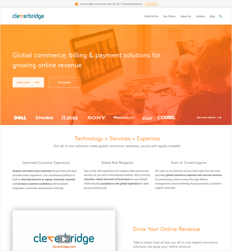 Cleverbridge Subscription Billing Platforms