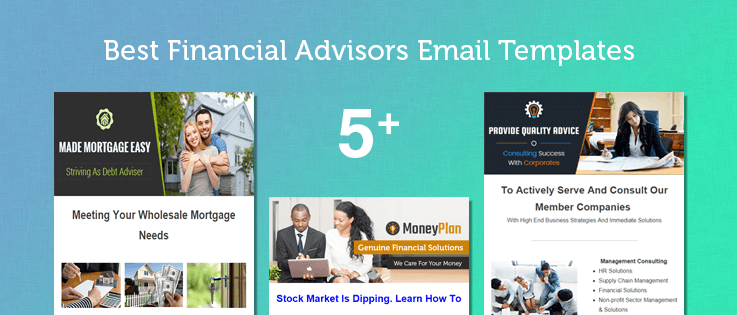 Financial Advisors Email Marketing Services