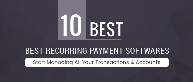 Best Recurring Payment Software