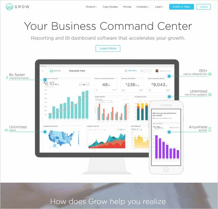 Grow Best Stripe Payment Analytics Software