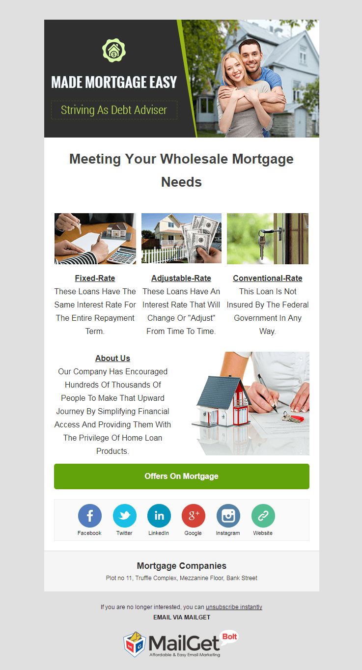 Mortgage Compnaies