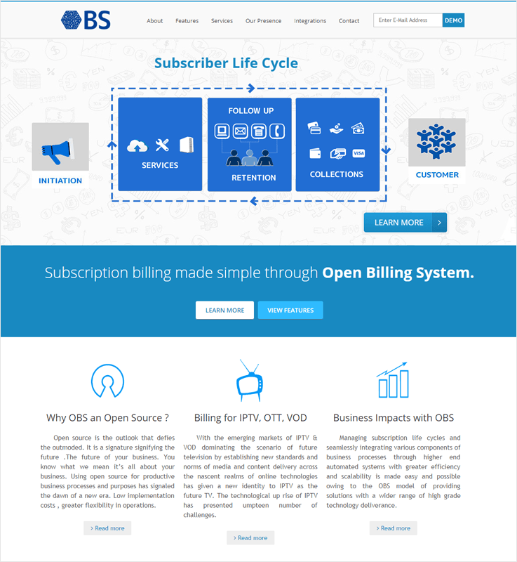 OBS Subscription Billing Platforms
