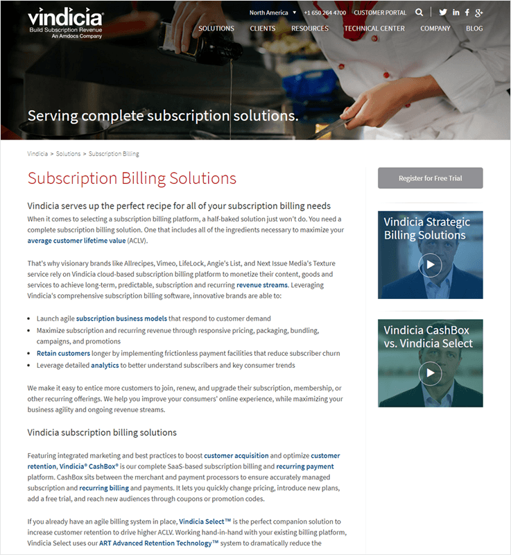 Subscription Payment Services