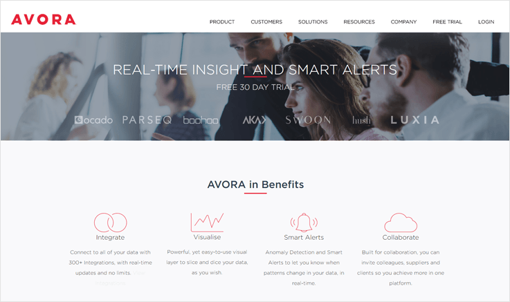 Avora Payment Gateway Tracking Software