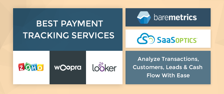 9 Best Payment Tracking Services [Analyse Transactions, Customers & Leads]