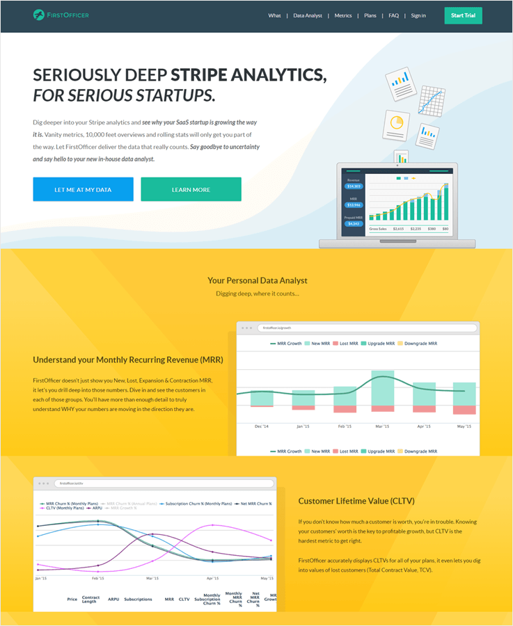 FirstOfficer - Cheapest Payment Analytics Software For Small Businesses